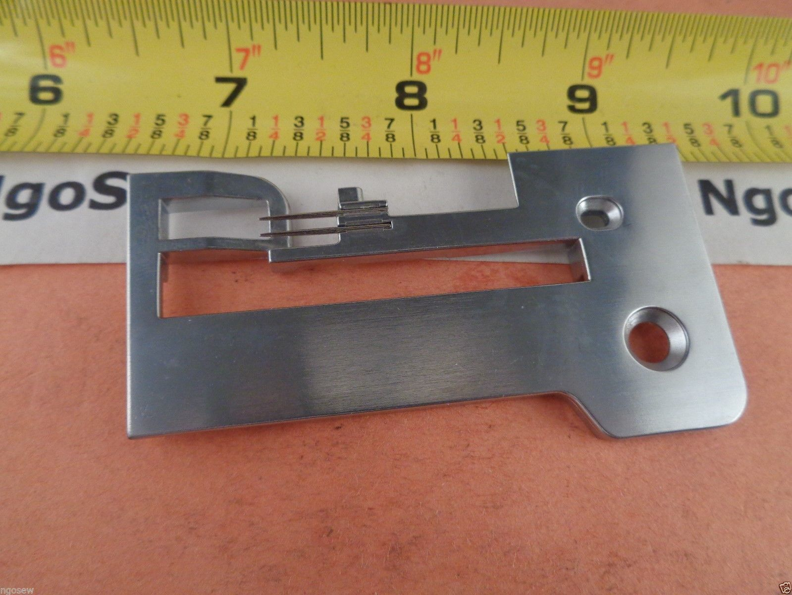 NGOSEW Needle Plate For Brother Serger